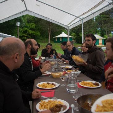 La deuxième partie du stage 3 week-end a eu lieu dans le Couserans