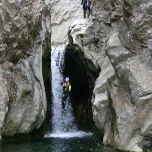 Canyon du Terminet (Aude)