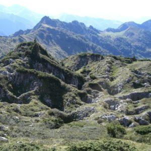 Champ de dolines - Bispou - Mont-Ceint
