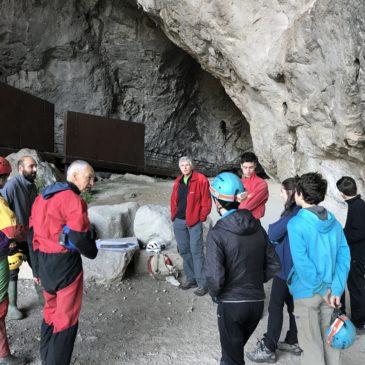 Rentrée EDS – Grotte de Niaux