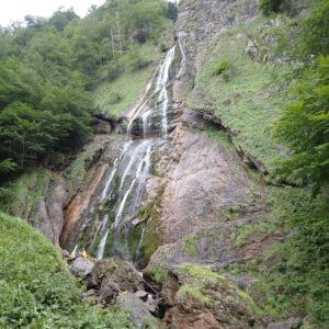 Cascade finale Ossèse